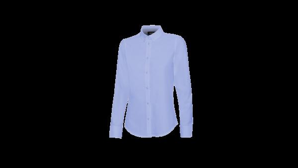 camisa oxfor dama